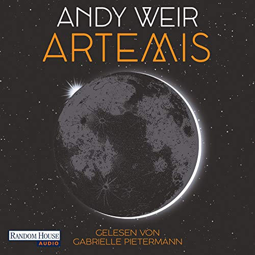 Artemis Audiobook By Andy Weir cover art