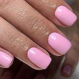 IN.HYPE UV/LED Gel Nail Polish - Pastel Sweet Pink #53