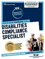 Disabilities Compliance Specialist (Career Examination)