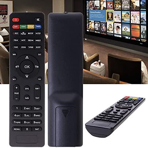 JINGERL 1 PC Control Remoto Contorller Reemplazo para Freesat V7 HD / V7 MAX / V7 Combo TV Caja Conjunto de Caja Top Accesorios Receptor Satélite