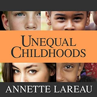 Unequal Childhoods cover art