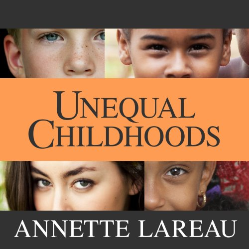 Page de couverture de Unequal Childhoods