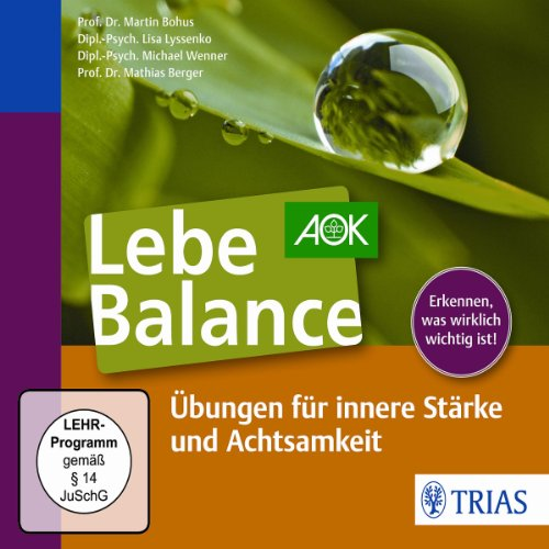 Lebe Balance audiobook cover art