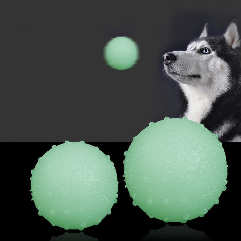 Juguete de Pelota de Perro, Juguete de Pelota Luminosa de Perro ...