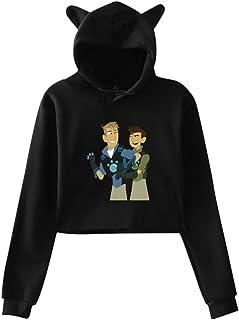 GanCheng Martin and Chris Hoodies Black for Mens New Sweatshirt