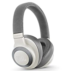 The JBL E65BTNC headphones combine eye catching design and premium materials to deliver the world renowned JBL signature sound with wireless convenience and superior active noise cancelling capabilities These headphones provide 24 hours of battery li...