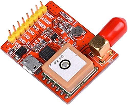 GPS-Modul für Raspberry Pi, Set-Inhalt GPS-Modul & USB-Datenkabel, Entwicklungsplatinen & Auswertungssets