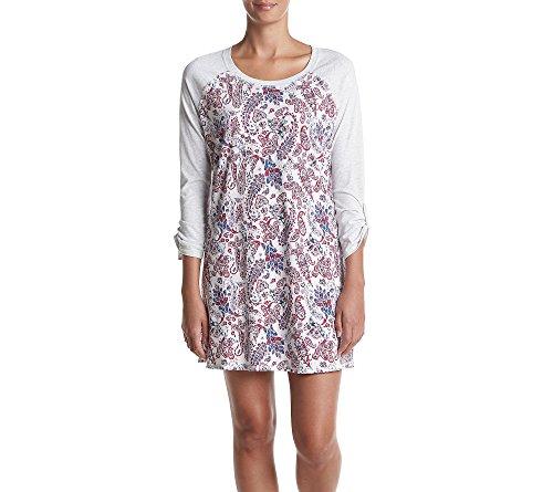 Karen Neuburger Womens Pajamas Nightgown Pj, Paisley Boysenberry, L