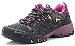 QOMOLANGMA Women's Hiking Shoes for women