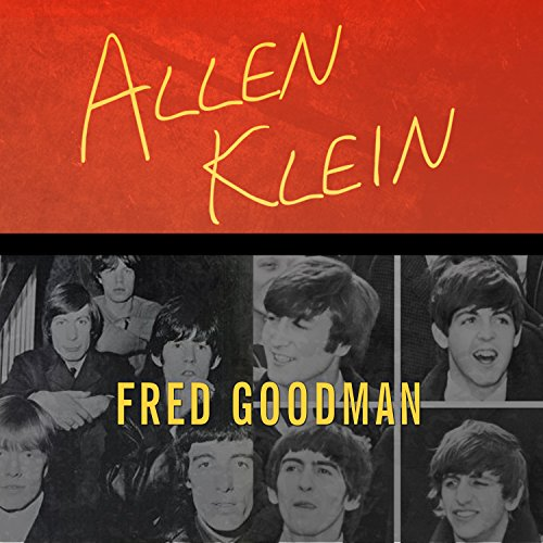 Allen Klein audiobook cover art