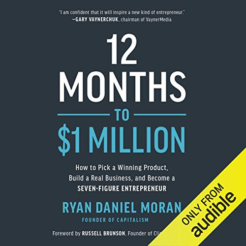 12 Months to $1 Million cover art