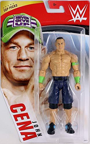 WWE John Cena Top Picks 6-inch Acti…