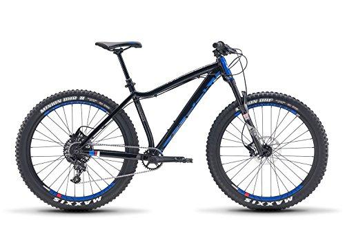 "Diamondback Bicycles Mason 2 27.5+ Hardtail Mountain Bike, Black, 21""/X-Large"