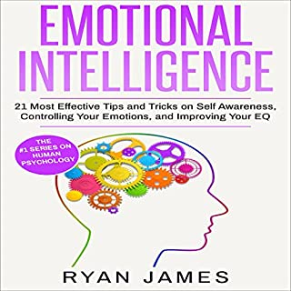 Emotional Intelligence audiobook cover art