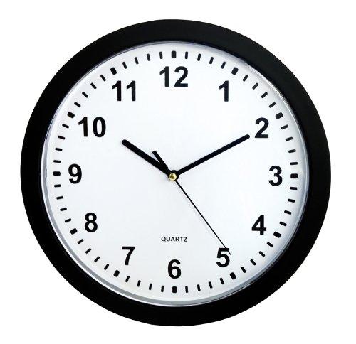Wanduhr mit Tresor Geheimversteck Wall Clock Uhr mit Safe