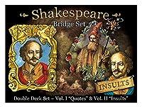 [プロスペロ アート]Prospero Art Shakespeare Double Deck Playing Card Set Prospero Art [並行輸入品]