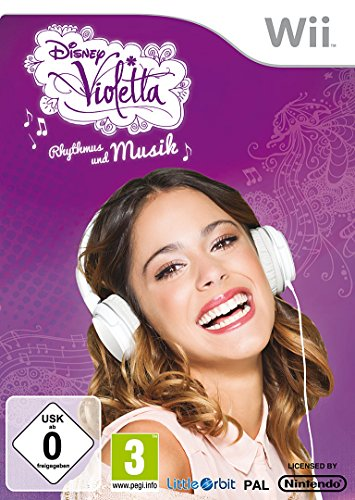 Violetta - Rhythmus & Musik - [Nintendo Wii]