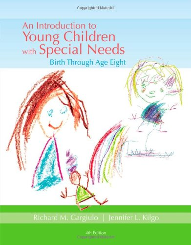 Compare Textbook Prices for An Introduction to Young Children with Special Needs: Birth Through Age Eight 4 Edition ISBN 9781133959250 by Gargiulo, Richard,Kilgo, Jennifer L.