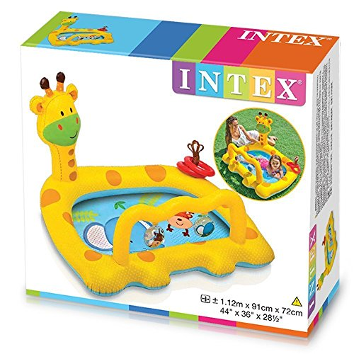 Intex - Piscina jirafa