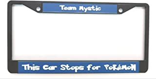 Best pokemon go license plate frame Reviews