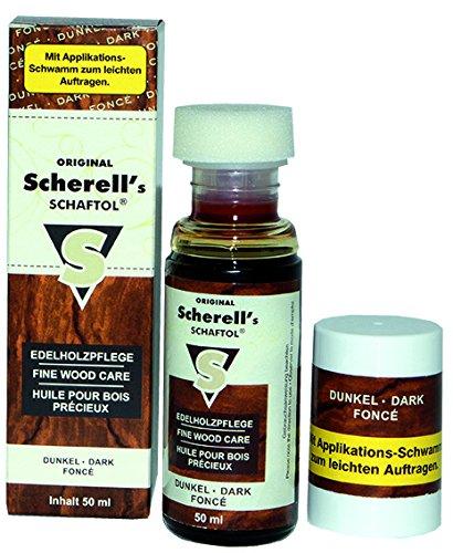 Ballistol Waffenpflege Scherell's Schaftol dunkel, 50 ml, 23816