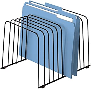 Fellowes 72112 Desktop Organizer, 11 Sections, Wire, 9