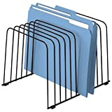 Fellowes 72112 Desktop Organizer, 11 Sections, Wire, 9' x 11-3/8' x...