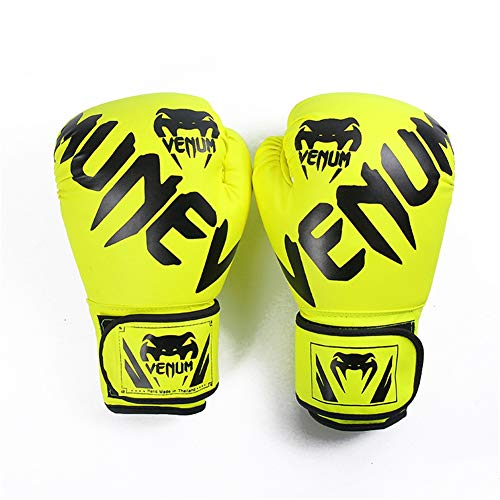 OUTEC Boxhandschuhe für Erwachsene Sparring Pro Boxsack Kampf MMA Muay Thai Grappling Kampfhandschuhe Kampfkunsttraining Kickboxen Boxhandschuh
