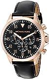 Michael Kors Men's Gage Black Watch MK8535