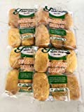 Gemmae Bake Shop - Spanish Bread, 4-pack - Traditional Filipino roll filled with sweet cheese - freshly baked the day of shipping!