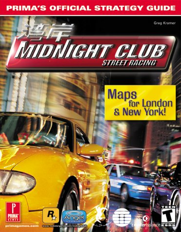 Midnight Club: Street Racing - Official Strategy Guide