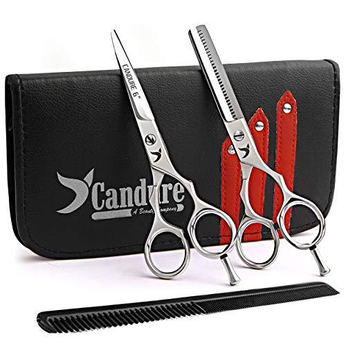 Candure Tijeras Peluquería Profesional Barbero -