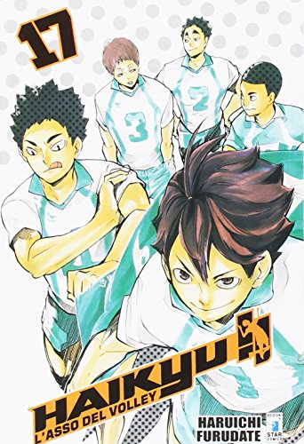 Haikyu!! (Vol. 17)