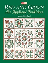 Red & Green: An Applique Tradition
