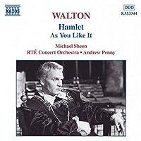 Walton: Hamlet, As You Like It / Penny, Sheen, et al