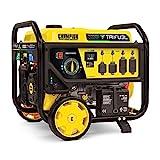 Champion Power Equipment 100416 10,000/8,000-Watt TRI Fuel Portable Natural Gas Generator, NG/LPG Hose Kits and CO Shield