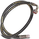 Titan Attachments Hydraulic Bypass Hose for Backhoes LW6A and LW7A 74'