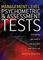 Management Level Psychometric Tests