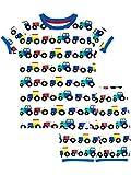 Harry Bear Pijama Corta para niños Tractores Blanco 6-7 Años
