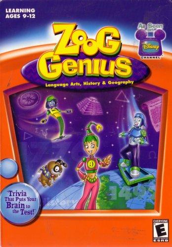 Zoog Genius - Language Arts, Histor…