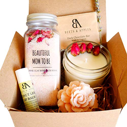 Organic Spa Set Product Image