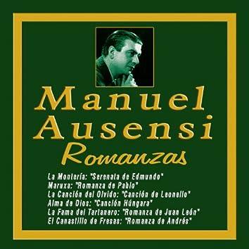 Manuel Ausensi - Romanzas