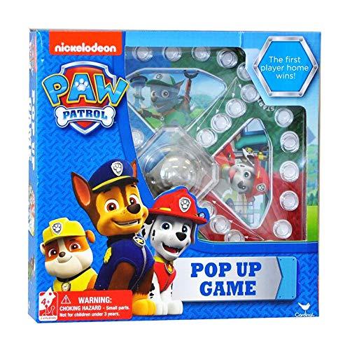 Nickelodeon Paw Patrol Pop Up Game