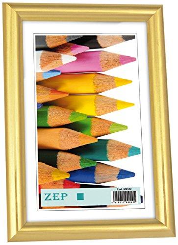 Zep BDG9 Basic Bilderrahmen, Kunststoff, 30x40cm, goldfarben