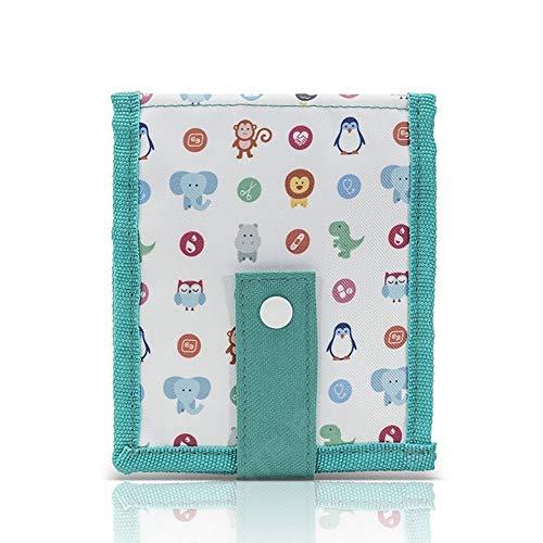 Keen's de Mobiclinic by Elite Bags, Pochette d'infirmier, Marque européenne, Organiseur de matériel infirmier pour blouse, Motifs enfants