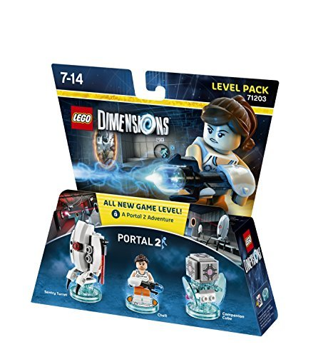 Lego Dimensions - Portal 2 - Level Pack by Warner...