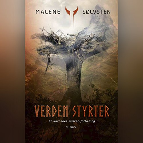 Verden styrter cover art