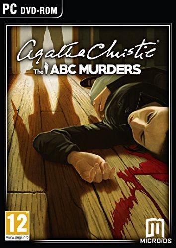 Microids France Pccd Agatha Christie : The ABC Murders (Eu)