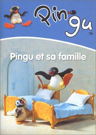 Pingu - Vol. 1 - Pingu et sa famille [Francia] [DVD]