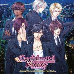 PSP(R)ソフト「Confidential Money~300日で3000万ドル稼ぐ方法~」主題歌マキシシングル